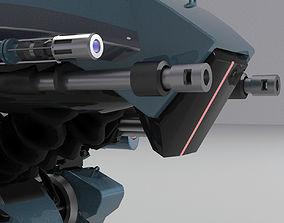 3D gun Robot
