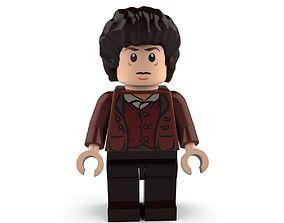3D Frodo Baggins