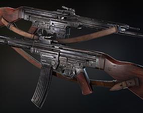 STG - 44 Sturmgewehr 3D asset VR / AR ready