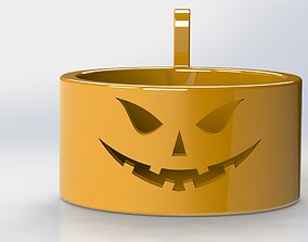 Halloween Keys Tray 3D print model