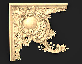 Frame Corner 1 3D model