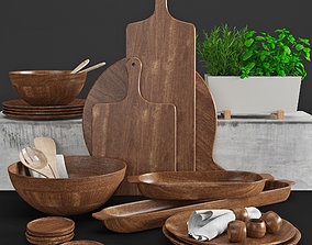 Kitchenware and Tableware 14 3D