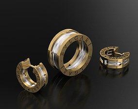 3D print model Bvlgari Complect No1