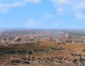 Grand Canyon canyon 3D model