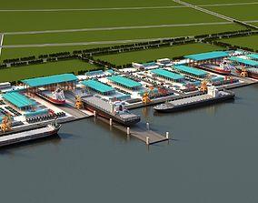 Shipyards 3D