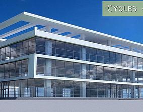 rooftop Building 7 3D