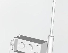 Radio 3D printable model