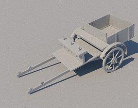 3D print model Horse cart