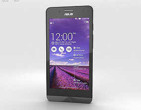 Asus Zenfone 5 Twilight Purple 3D model