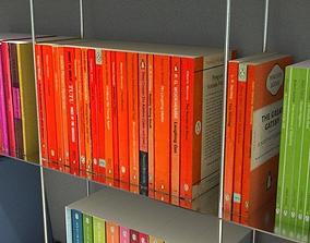 paperbacks 1 3D model