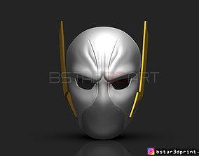 3D printable model Godspeed Mask - Flash God Season 6 - 2