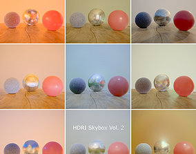 3D HDRi Vol 2 Skybox Collection