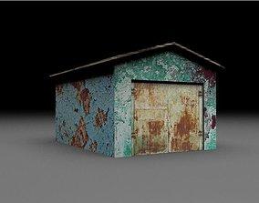 Garage 3D model