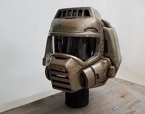 3D print model cosplayprop Classic Doom Guy Helmet