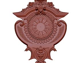 Old model clock