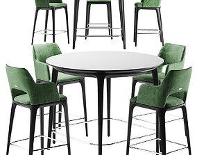 3D model Play Furman Chair Bar Play Table