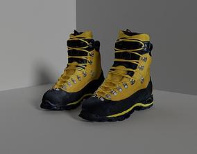 fbx 3D model Boots