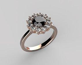 3D print model diana ring no1