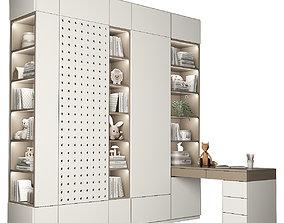 3D model Kids Furniture Composition 86