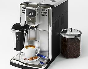3D model Philips LatteGo Premium EP5045 Coffee Machine