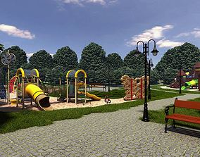 3D Parks And Recreations Collection