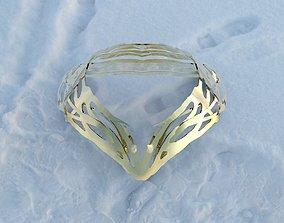 Elven crown 3D model