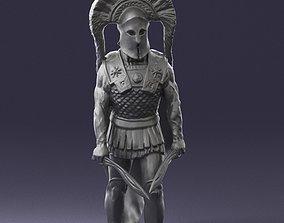 Warrior 0303-9 3D Print Ready