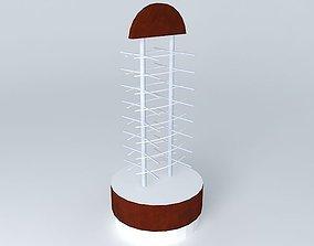 Exhibitor 3D model