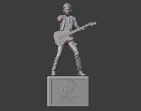 EDIT CREATION THE ROLLING STONES KEITH RICHARDS -