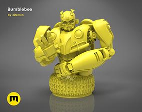3D print model Bumblebee bust
