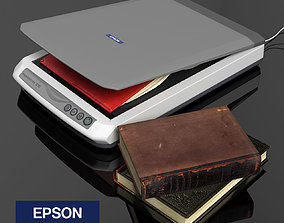3D Scanner Epson Perfection 1270