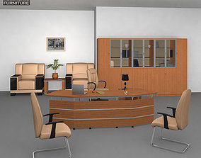 3D model Office 22 Set