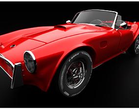 AC Cobra 3D car