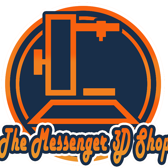 The Messenger 3D Shop