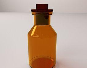 Reagent Bottle 3D model