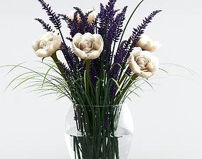 3D model decor Bouquet