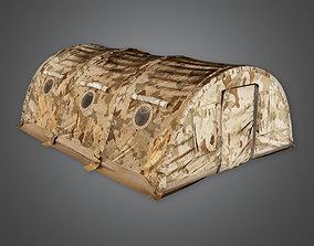 3D asset Military Tent 05 - MLT - PBR Game Ready