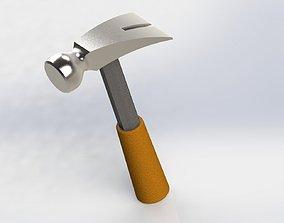 3D Carbon Fiber Hammer