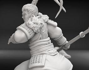 Lu Bu 3D print model