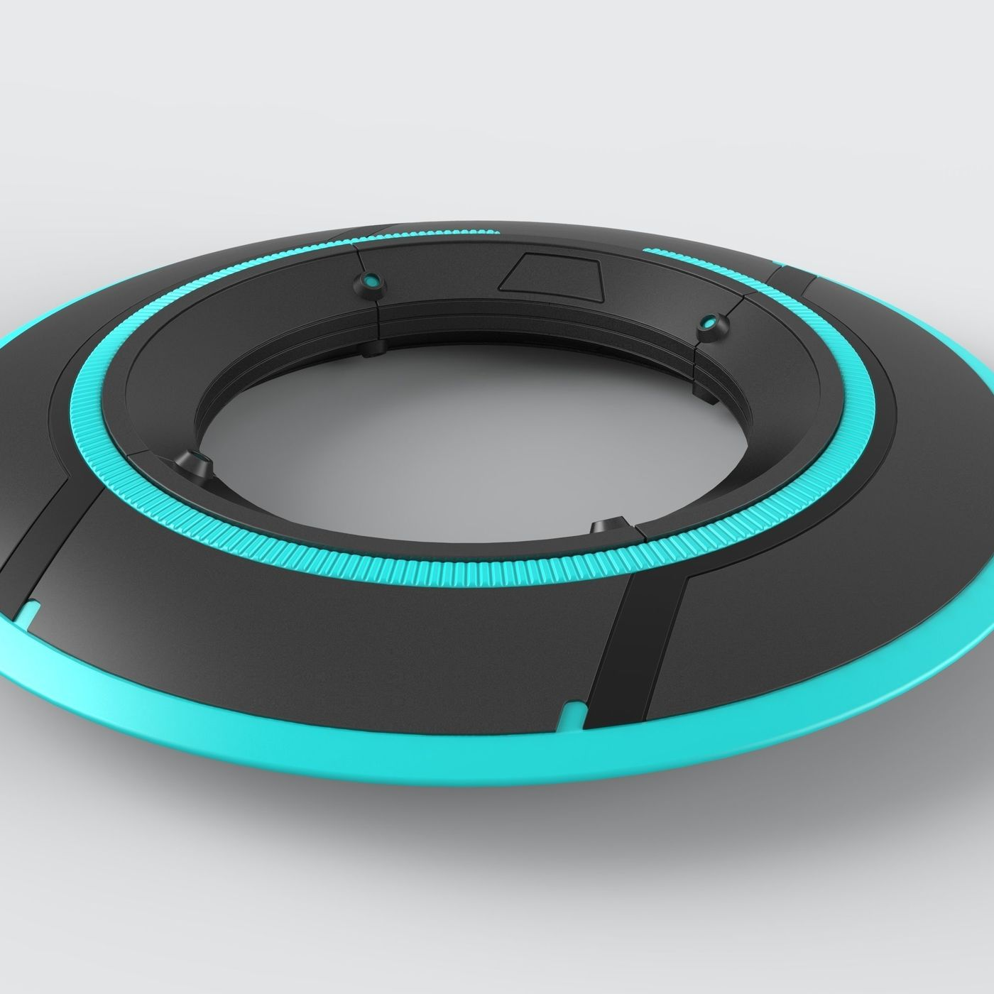 Identity disk from Tron Legacy