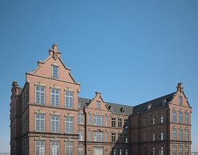 Brick Building 3D