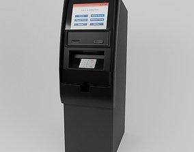 ATM Machine 3D