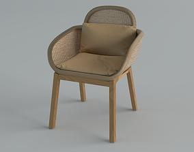 3D asset ChairsOutdoor Kettal Vimini