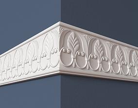 wall-decoration Frieze 3D
