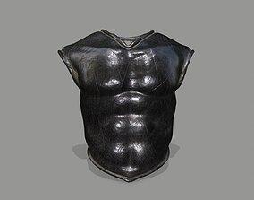 armor 3D model game-ready