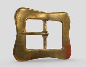 Buckle 6 3D model