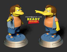 Nelson Muntz - The Simpsons Fan 3D printable model
