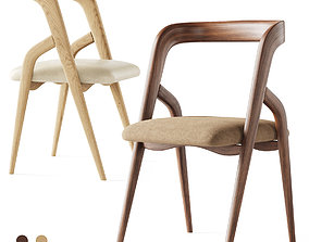 Progetto dining chair 3D