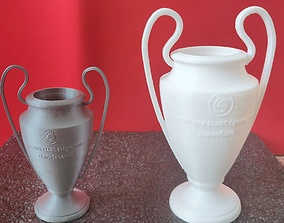 UEFA Champions League Trophy aka Ol Big 3D print model