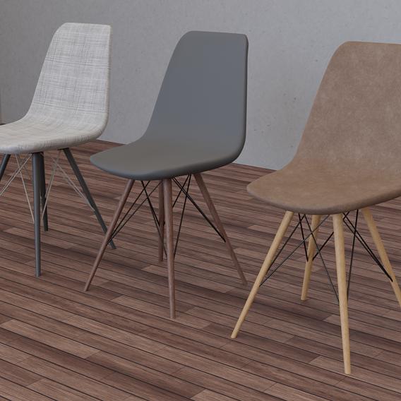 Soft Kitchen chairs